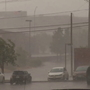 West El Paso flooded, hit hard by hailstorms