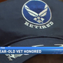 99-year-old Veteran receives long-overdue honor