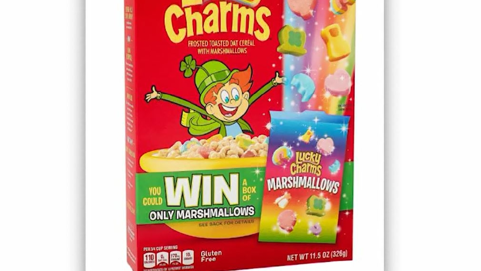 lucky charms marshmallow come true