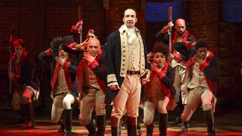 NYC man accused of selling fake 'Hamilton' Broadway tickets