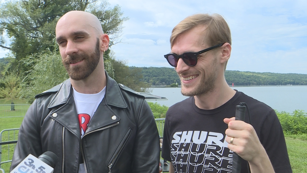 X Ambassadors gearing up for second year of Cayuga Sound