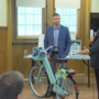 Community discusses bike share program coming later this summer