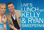 Live's Lunch with Kelly & Ryan Sweepstakes Rules