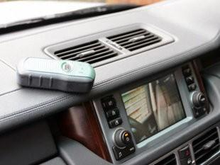 Land Rover used to offer a  magnetic-mount video camera that streamed live images to the dash display. Off-roaders could stick the camera to any steel surface on or underneath the Land Rover, providing an electronic spotter for off-road trail obstacles.