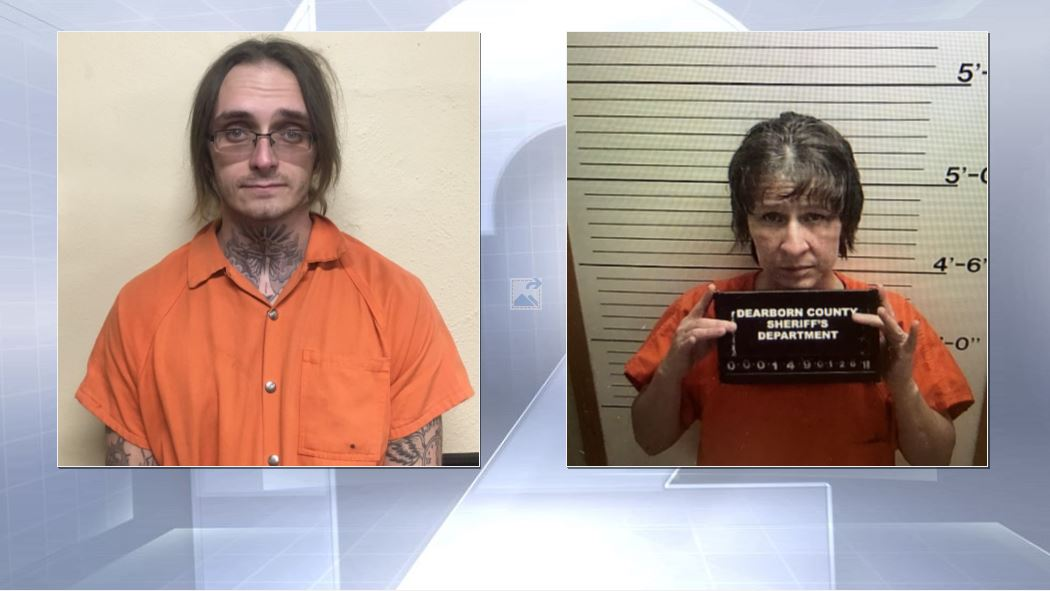 Victims' son and grandson and his girlfriend are charged in the murders of Walter Bryant and Faith Craig (DCSO)