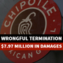 Ex-Chipotle manager gets $8 million for wrongful termination