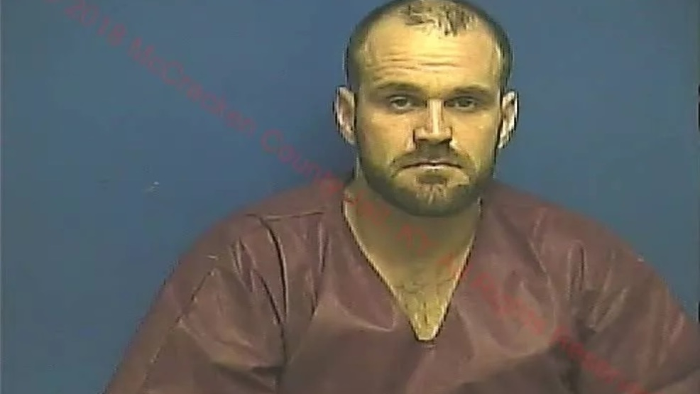 Man arrested after shooting in vehicle on Paducah mall parking lot (Brent W Dixon (Source - McCracken County Sheriff's Office)).jpg
