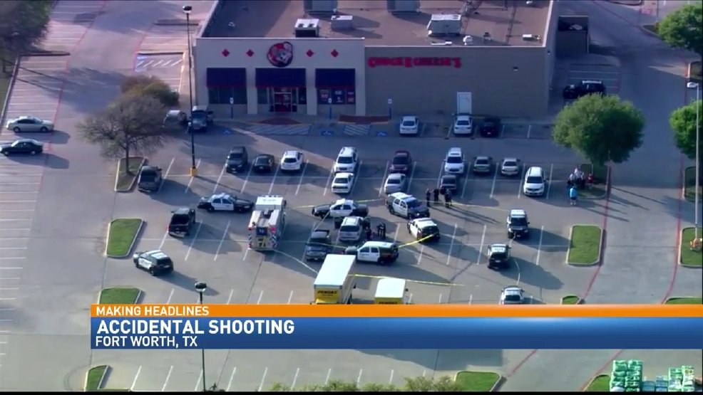 Texas kids hurt following accidental shooting in Chuck E