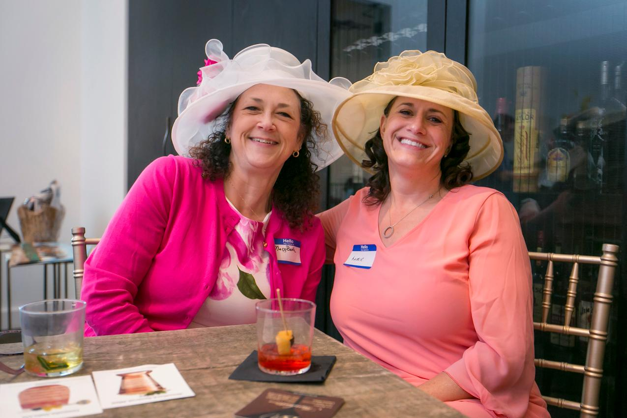 Mary Beth Patterson and Laurel Nelson{ }/ Image: Mike Bresnen Photography{ }// Published: 4.17.19