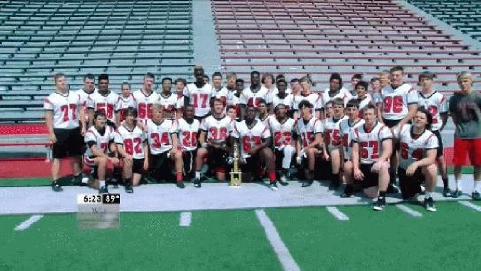 9.8.15 Wheeling Hospital/WTOV9 Team of the Week: Big Red