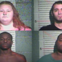 5 charged with murder, robbery in deaths of two in Frankfort