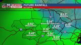 Mike Linden's Forecast | Wet pattern kicks off (and sticks around)