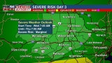 Mike Linden's Forecast | Another chance for strong/severe storms