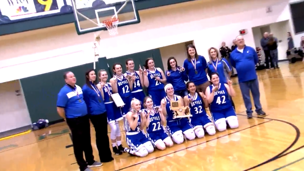 Video - Jarrett family enjoys another run to an OVAC girls basketball championship