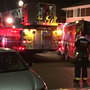 4 escape with their lives as overnight fire guts Everett duplex