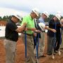 Trinity Byrnes college prep school breaks ground on new building