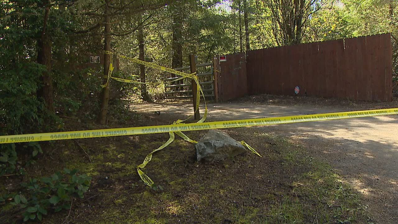 { }Deputies in Kitsap County are trying to figure out who killed a man Saturday night near Port Orchard. (KOMO News){ }