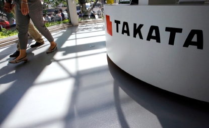 Takata pleads guilty in air bag scandal, agrees to pay $1B