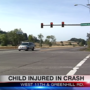 Little girl, 3, suffers life-threatening injuries in crash; police investigation ongoing
