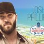 Josh Phillips is the next addition to the 'Luck of CCMF' lineup