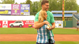 Bark in the Park features surprise proposal