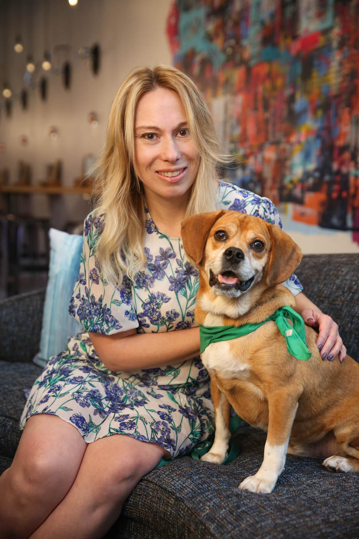 Kim is originally from Seneca Falls, NY and is currently working{ } as a small business owner. She loves spending time with her dog, traveling and checking out events in D.C. Learn more about Kim on our Facebook page. Photo location: Moxy Washington, D.C. Downtown (Image: Amanda Andrade-Rhoades/ DC Refined)