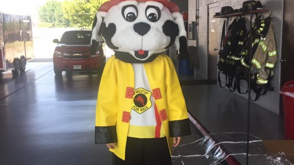 Benton Fire Department asks for help naming fire safety pup (Source Benton Fire Department Facebook).jpg