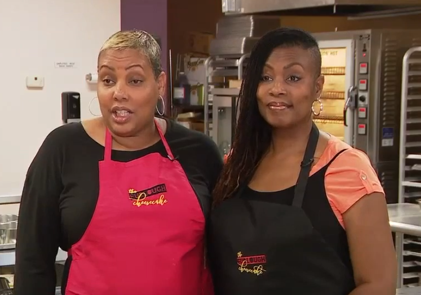 Sisters behind 'The Furlough Cheesecake' share a big update on their business.{ } Wednesday, June 19, 2019. (ABC7 photo){ }