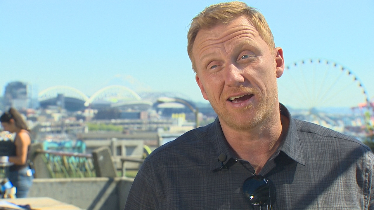 Grey's Anatomy visited Seattle this summer to film for their 15th season (KOMO News){ }