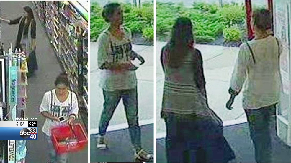 Two woman accused of stealing $1,500 worth of razor blades