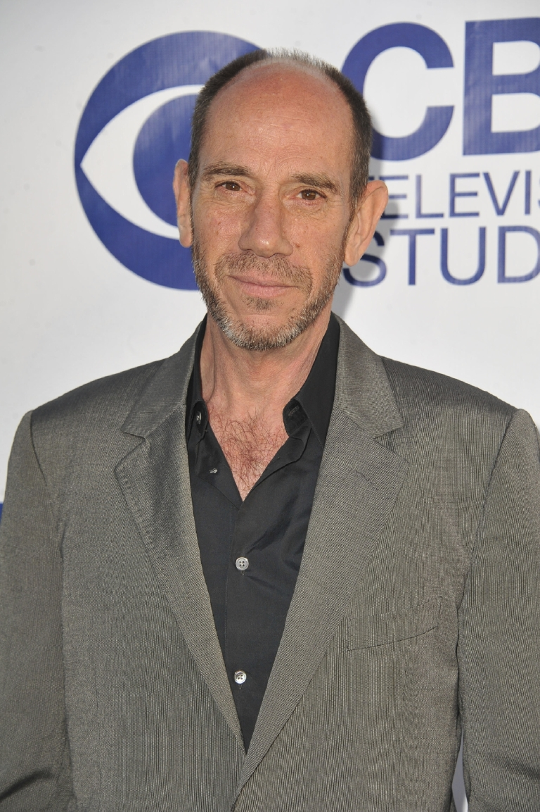 "FILE - This May 19, 2014 file photo shows actor Miguel Ferrer at CBS Television Studios Summer Soiree in Los Angeles. Ferrer, who brought stern authority to his featured role on CBS' hit drama ""NCIS: Los Angeles"" and, before that, to ""Crossing Jordan,"" died Thursday, Jan. 19, 2017, of cancer at his Los Angeles home. He was 61. (Photo by Katy Winn//Invision/AP, File)"