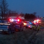 5-year-old boy found in drainage ditch near Lorraine has died