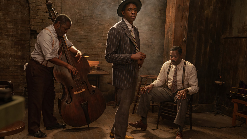 Netflix previews 'Ma Rainey' and Chadwick Boseman's final performance