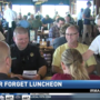 Local restaurant holds Never Forget Luncheon in honor of 9/11