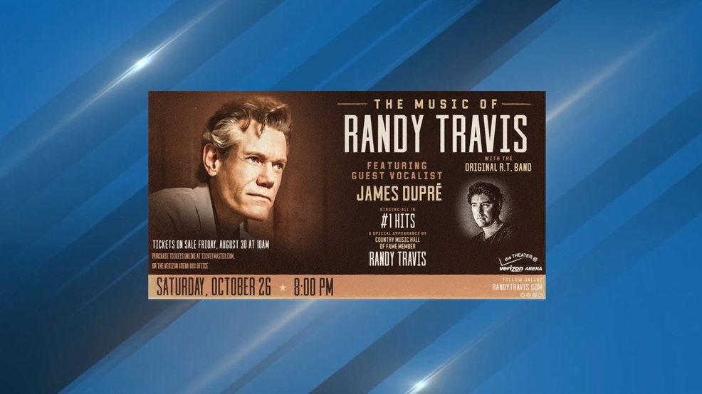 Randy Travis to make special appearance at Arkansas concert this fall