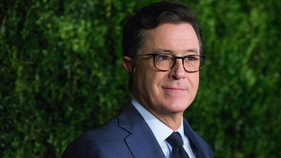 Stephen Colbert: Russian intelligence followed me everywhere