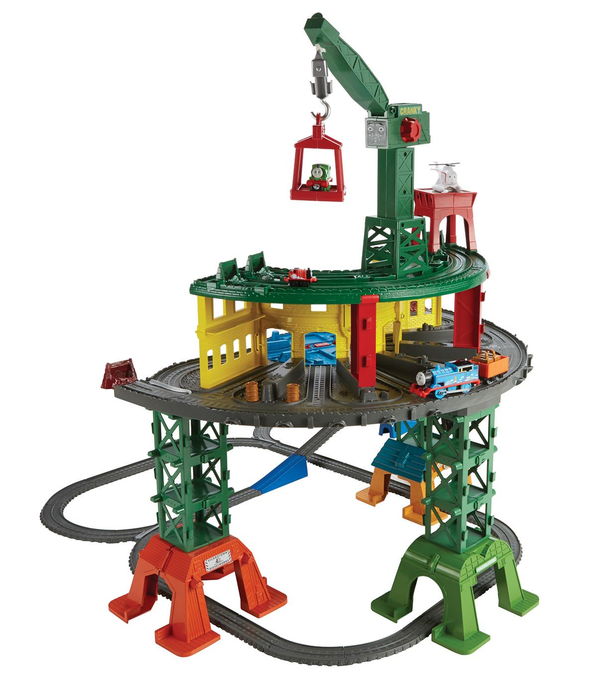 Thomas & Friends Super Station/Photo courtesy of the Toy Insider