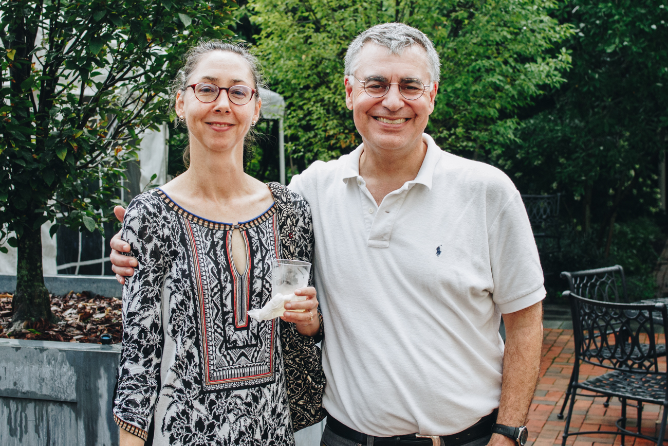 Margaret Malone and Steve Copsinis / Image: Catherine Viox // Published: 9.7.18