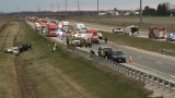 Two major crashes on Ohio Turnpike near Swanton and Delta