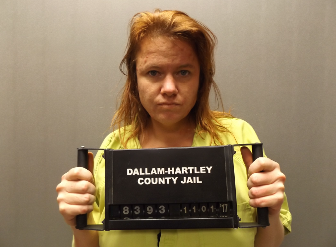 Camilla Frazier-Tidrow has been indicted by a grand jury for charges related to the murder of Joel Frazier. (Photo Courtesy: Dallam County Sheriff's Office)