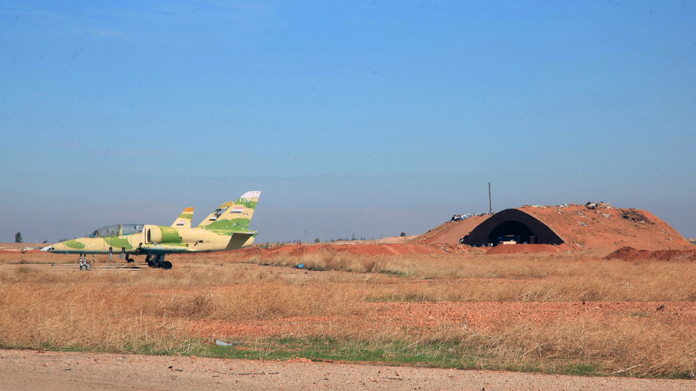 Images Said To Show The Wreckage Of Sukhoi 25