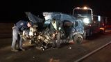 Northbound I-5 reopens after fatal crash in Tehama Co.