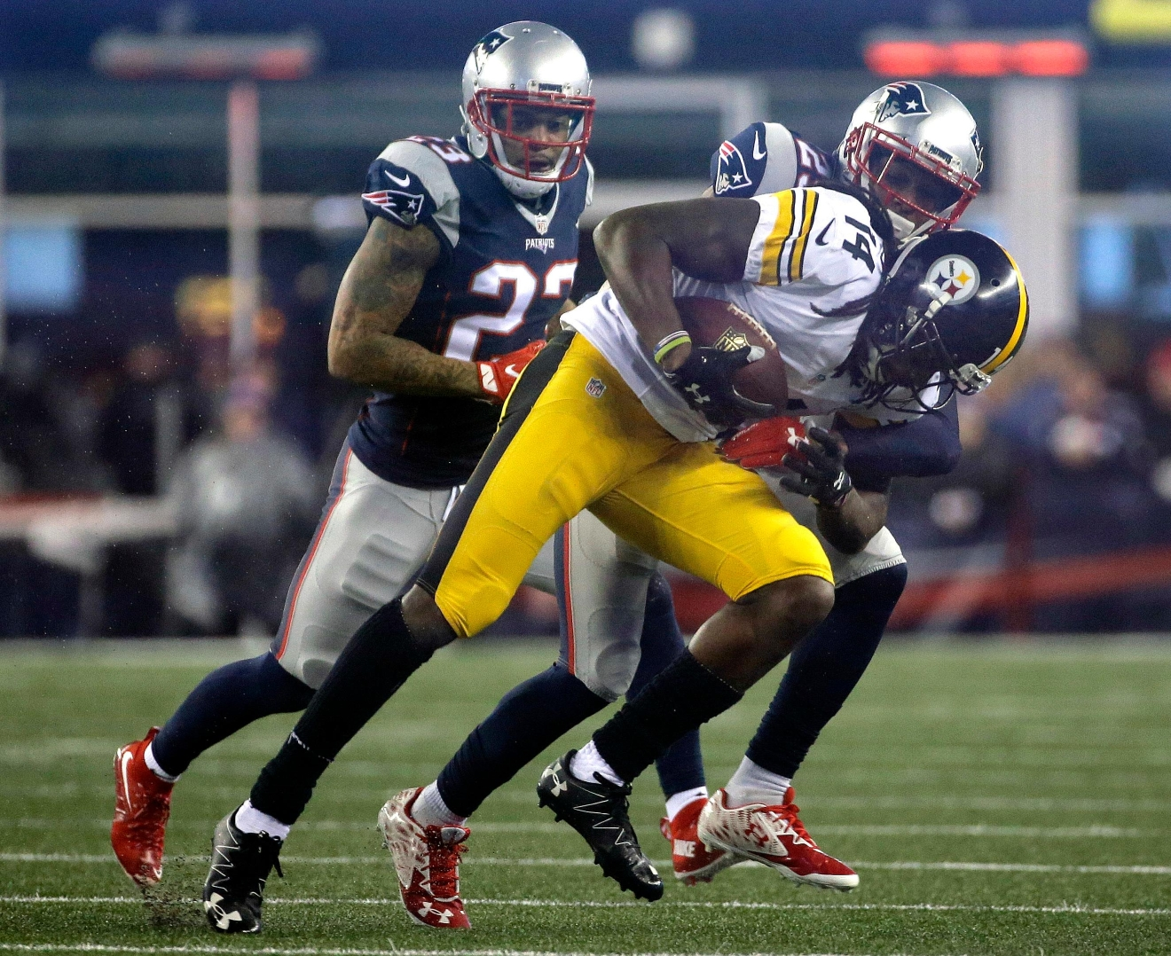 Patriots Falcons Why not think of the Super Bowl in terms of