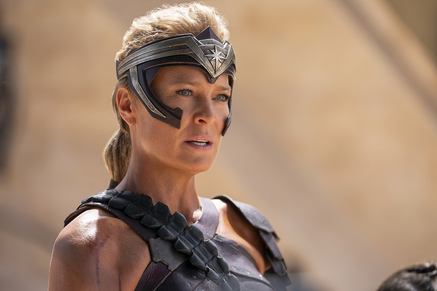 ROBIN WRIGHT as Antiope (Image: Warner Bros. Pictures)