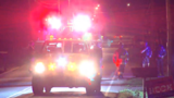 Chattanooga police & emergency crews respond to crash with injuries Thursday night