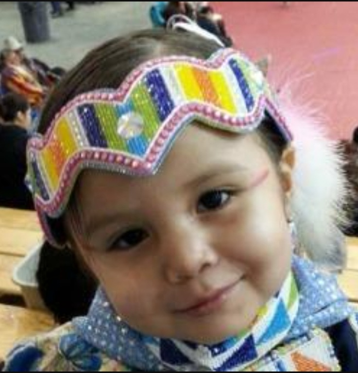 <p>The FBI and Bureau of Indian Affairs are asking for the public's help to find a missing 8-year-old girl who hasn't been seen since March 2019. (Photo: FBI){&nbsp;}</p>