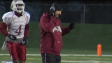 Spring game goes under the lights at Hastings College