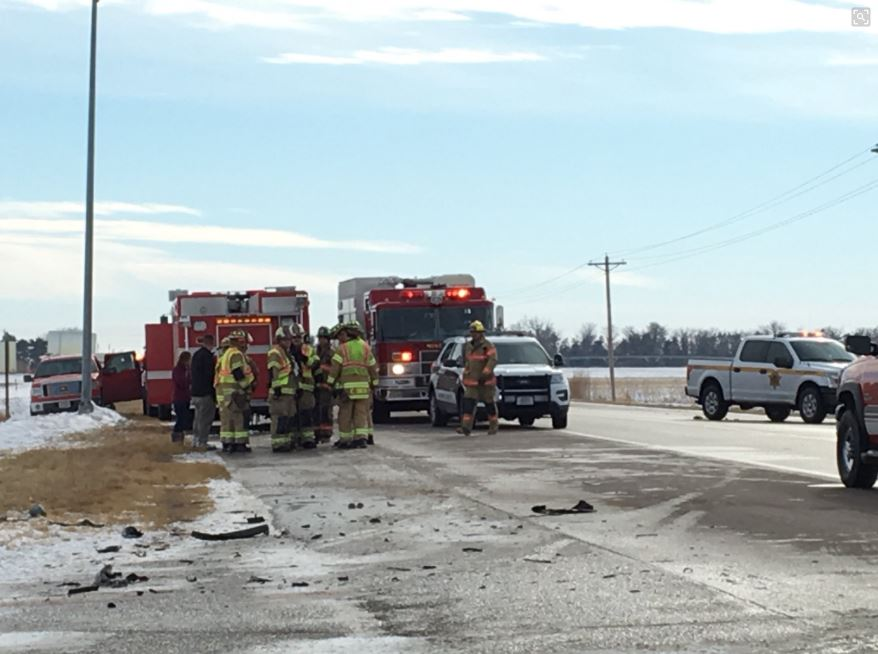 One person dies in crash near Minden (NTV News)