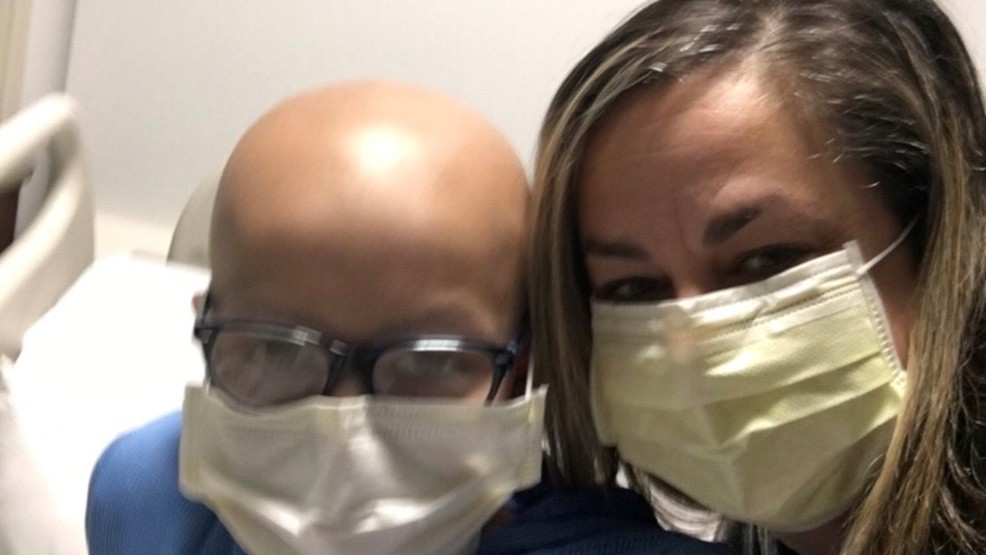Mom claims company fired her while caring for her son with cancer