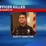 Kentucky police officer killed in the line of duty